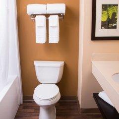 Отель Extended Stay America - Columbus - Polaris США, Колумбус - отзывы, цены и фото номеров - забронировать отель Extended Stay America - Columbus - Polaris онлайн ванная