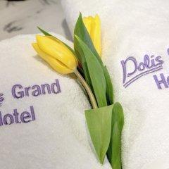 Отель Polis Grand Афины ванная