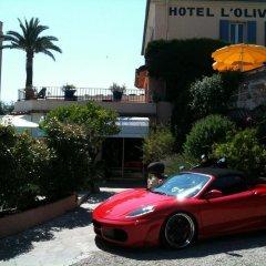 Отель Hôtel de lOlivier Франция, Канны - отзывы, цены и фото номеров - забронировать отель Hôtel de lOlivier онлайн парковка