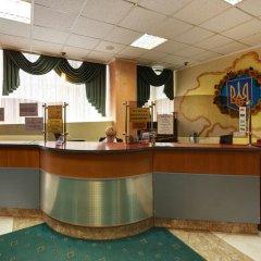 Гостиница Голосеевский интерьер отеля фото 3