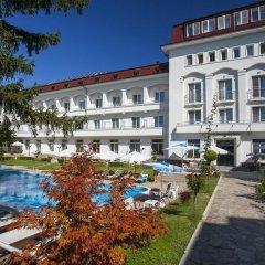 Отель Melsa COOP Hotel Болгария, Несебр - отзывы, цены и фото номеров - забронировать отель Melsa COOP Hotel онлайн бассейн фото 3