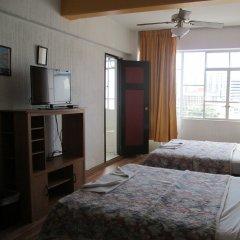 Hotel Nueva Galicia удобства в номере фото 2