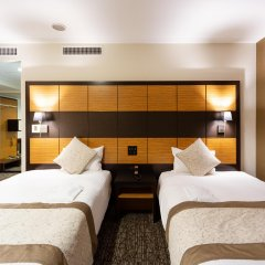 Hotel Wing International Premium Tokyo Yotsuya комната для гостей фото 3