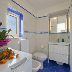 Отель Blu Rose ванная фото 2