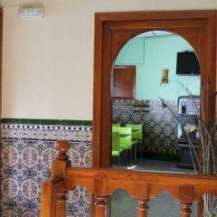 Отель Hostal Restaurante Carabanchel гостиничный бар