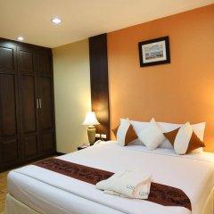 Апартаменты J Town serviced Apartments комната для гостей фото 3