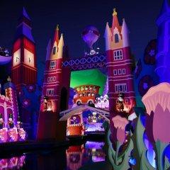 Disney's Hotel Cheyenne детские мероприятия