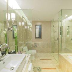 Отель Pan Pacific Xiamen Китай, Сямынь - отзывы, цены и фото номеров - забронировать отель Pan Pacific Xiamen онлайн ванная фото 2
