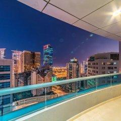 Отель First Central Hotel Suites ОАЭ, Дубай - 11 отзывов об отеле, цены и фото номеров - забронировать отель First Central Hotel Suites онлайн балкон