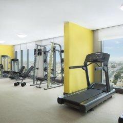 Отель Hampton by Hilton Dubai Airport фитнесс-зал