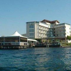 Club Rose Bay Hotel Турция, Helvaci - отзывы, цены и фото номеров - забронировать отель Club Rose Bay Hotel онлайн приотельная территория фото 2