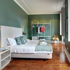 Апартаменты Lisbon Canaan Boutique Apartments Gaivotas комната для гостей фото 4