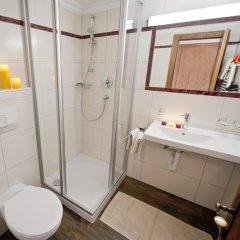Отель Gästehaus Bergruh ванная