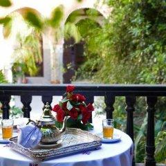 Отель Palais Sheherazade & Spa Марокко, Фес - отзывы, цены и фото номеров - забронировать отель Palais Sheherazade & Spa онлайн балкон
