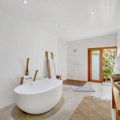 Отель Tides Reach Resort Фиджи, Остров Тавеуни - отзывы, цены и фото номеров - забронировать отель Tides Reach Resort онлайн ванная фото 2