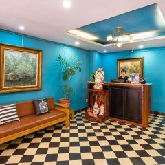 Hanh Chuong Hotel интерьер отеля фото 3