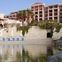Отель The Westin Dragonara Resort Мальта, Сан Джулианс - 1 отзыв об отеле, цены и фото номеров - забронировать отель The Westin Dragonara Resort онлайн приотельная территория