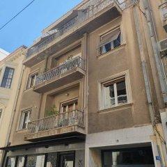 Отель UPSTREET Superb 1BD Apt-Heart of Kolonaki Афины вид на фасад