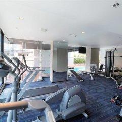 Отель Vic3 Bangkok фитнесс-зал