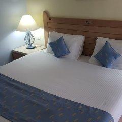 Отель Royal Lagoons Aqua Park Resort Families and Couples Only - All Inclusi комната для гостей фото 3