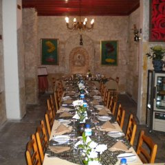 Kiniras Traditional Hotel & Restaurant питание