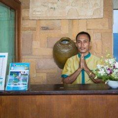 Отель Railay Phutawan Resort интерьер отеля фото 3