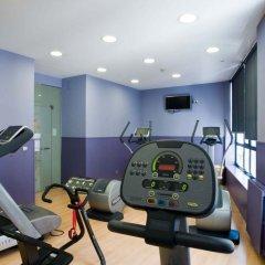 Отель Exe Prisma Hotel Андорра, Эскальдес-Энгордань - отзывы, цены и фото номеров - забронировать отель Exe Prisma Hotel онлайн фитнесс-зал фото 2