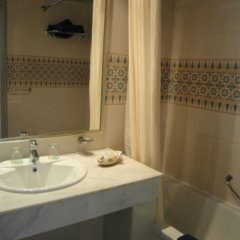 Отель Club Calimera Yati Beach ванная