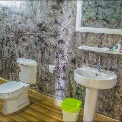Отель The Fishermans Chalet ванная