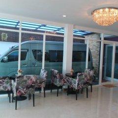 Апартаменты Kaewfathip Apartment Паттайя интерьер отеля фото 2