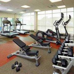 Отель SpringHill Suites by Marriott Columbus OSU фитнесс-зал фото 3