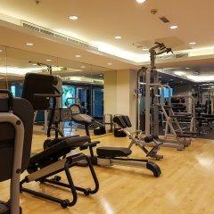 Отель Maison Privee - Burj Residence Дубай фитнесс-зал фото 4