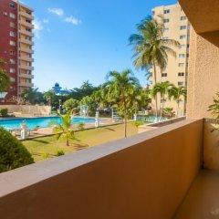 Апартаменты Ocho Rios Vacation - Apartment балкон