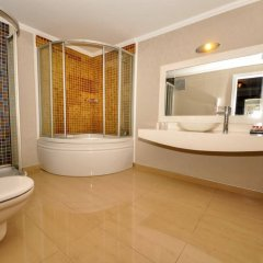 Gurkent Hotel Турция, Анкара - отзывы, цены и фото номеров - забронировать отель Gurkent Hotel онлайн ванная фото 2