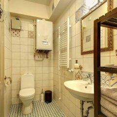 Отель Angel House Vilnius Литва, Вильнюс - отзывы, цены и фото номеров - забронировать отель Angel House Vilnius онлайн ванная фото 2