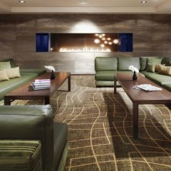 Amsterdam Marriott Hotel интерьер отеля