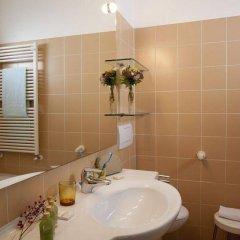 Отель Dependence del Parco Порлецца ванная фото 2