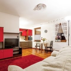Апартаменты Mala Italia Apartments комната для гостей