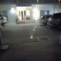 Отель Lingotto Residence парковка