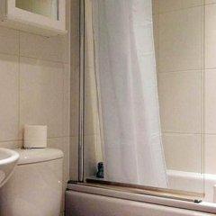 Апартаменты Gower Street Apartments Лондон ванная