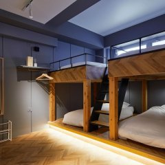 mizuka Hakata 1 -unmanned hotel- Хаката комната для гостей фото 4