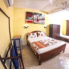 Отель Apollo Hikkaduwa Шри-Ланка, Хиккадува - отзывы, цены и фото номеров - забронировать отель Apollo Hikkaduwa онлайн комната для гостей фото 3