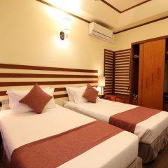 Отель Araamu Holidays & Spa Мальдивы, Атолл Каафу - отзывы, цены и фото номеров - забронировать отель Araamu Holidays & Spa онлайн комната для гостей фото 3