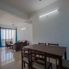 Отель OYO 11897 Home Greek Style 2BHK With Pool Bambolim Гоа комната для гостей фото 5