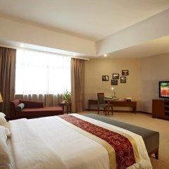 Отель Xi'an Jiaotong Liverpool International Conference Center комната для гостей