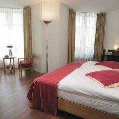 Отель Sorell Hotel Seidenhof Швейцария, Цюрих - 1 отзыв об отеле, цены и фото номеров - забронировать отель Sorell Hotel Seidenhof онлайн комната для гостей фото 3