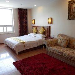 Отель Chinese Culture Holiday Hotel - Nanluoguxiang Китай, Пекин - отзывы, цены и фото номеров - забронировать отель Chinese Culture Holiday Hotel - Nanluoguxiang онлайн комната для гостей фото 2