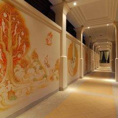 Отель Suuko Wellness & Spa Resort интерьер отеля