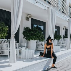Shalom Hotel And Relax Тель-Авив вид на фасад
