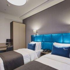 Гостиница Миротель Новосибирск 4* Стандартный номер с 2 отдельными кроватями фото 10